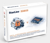 CAN-модуль StarLine 2CAN 35