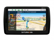 GPS навигатор Shturmann Link 510 WiFi
