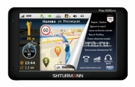 GPS-навигатор Shturmann Play 5000 DVR