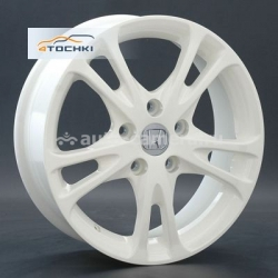 Диск Replay 6,5x16 5x114,3 ET45 D64,1 H16 White (Honda)